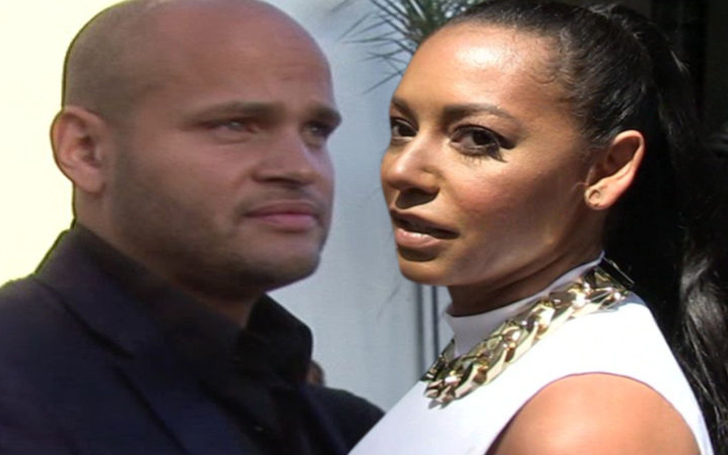Mel B's Alleged Husband Stephen Belafonte Is Ready To Challenge The Restraining Order