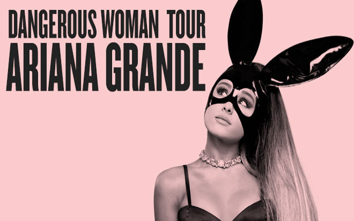 "The Billboard Hit Ariana Grande Has Announced ""Dangerous Woman Tour"" To Australia And New Zealand"