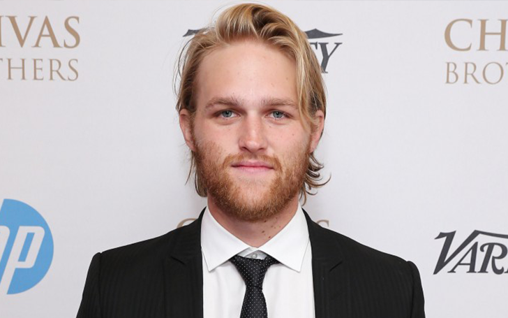 actor wyatt russell married to sanne hamers what are they
