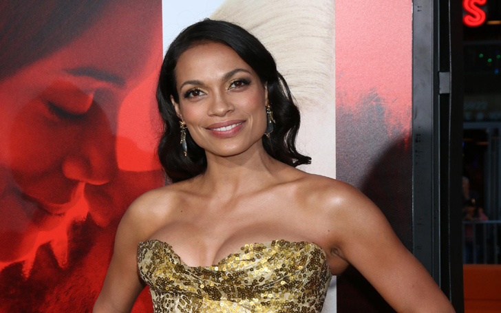 Rosario Dawson Recalls An Embarrassing Moment Of Her With Late Prince Nelson