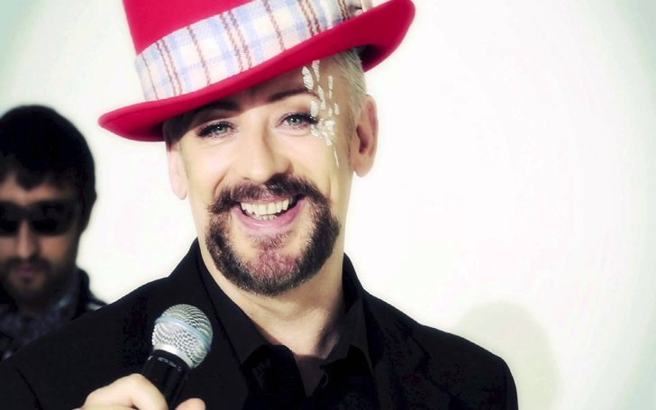 Boy George� To Be The Part Of The Voice Australia Season 6. Talks About His Musical Journey