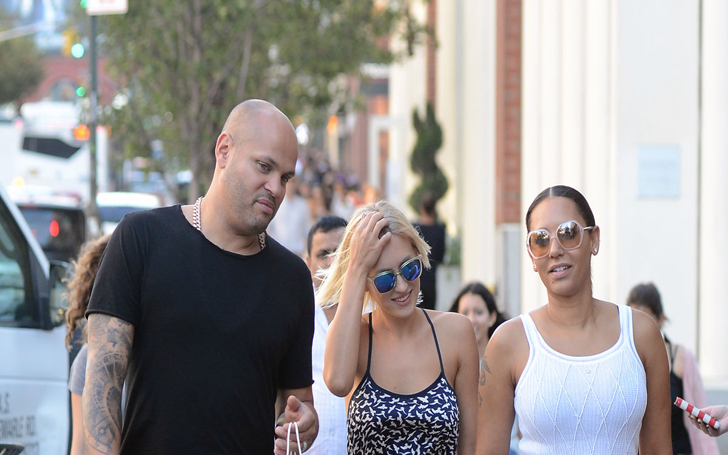 Stephen Belafonte  Been Permitted To Have Monitored Visitation To His Daughter. No Comments By Mel B