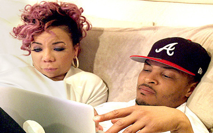 Member Of �Xscape� Tameka Cottle In Dilemma About Divorcing T.I
