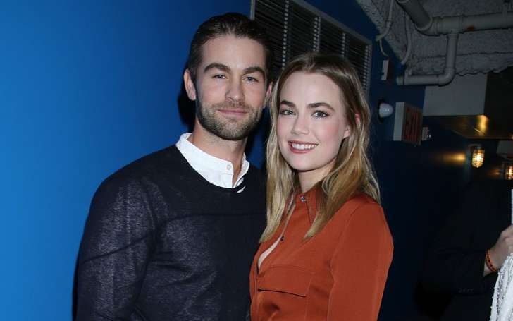 Chace Crawford & Girlfriend  Rebecca Rittenhouse Happy With Their Relationship,Planning To Married?