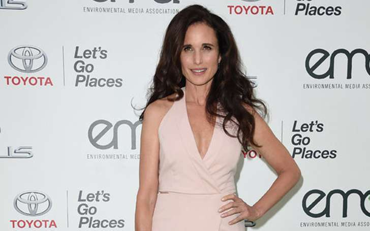 In Talk With Andie Macdowell About Her Project Love After Love