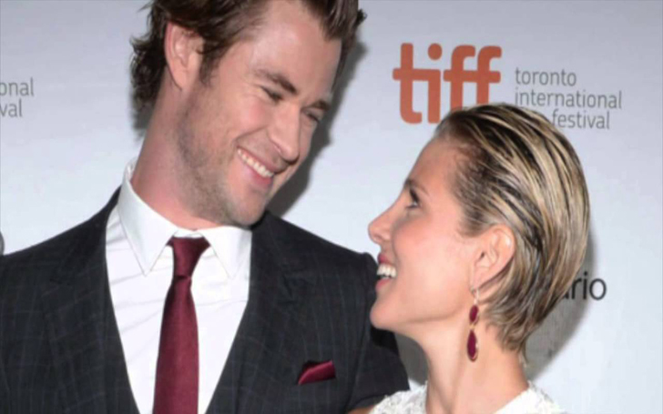 After Knowing What Chris Hemsworth Of 'Thor' Did For His Wife Elsa ,You Will Fall In Love With Him