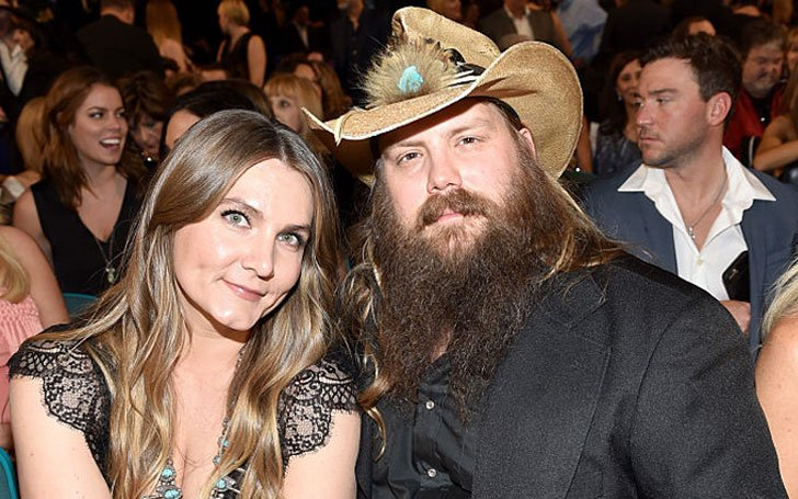 Chris Stapleton and Morgane Stapleton's love story; a journey to four CMAs.