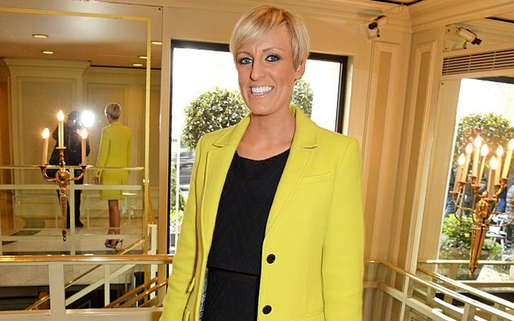 Three reasons why business Journalist Steph McGovern is still possibly single!