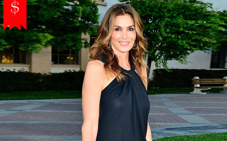 How Much is Cindy Crawford's net worth?  A brief history of her career and works