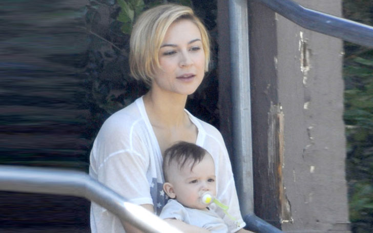 Samaire Armstrong The Oc