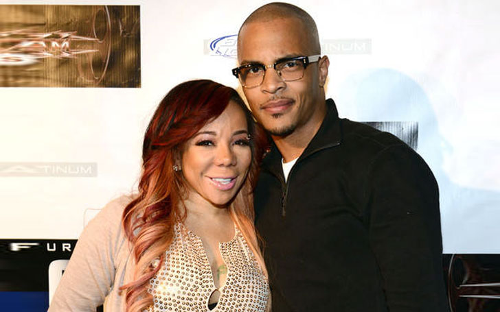 Why did Tiny file for divorce from T.I.? Was it the large family? Or, was it something else?