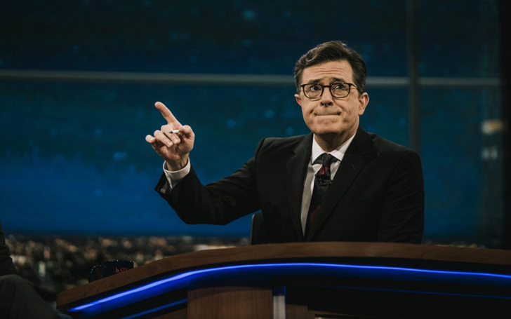Raged Twitterverse Demand CBS To Fire Stephen Colbert For His Hypocritical Comments On Donald Trump