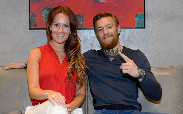 UFC Fighter Conor McGregor Welcomes His First Child With Partner Dee Devlin
