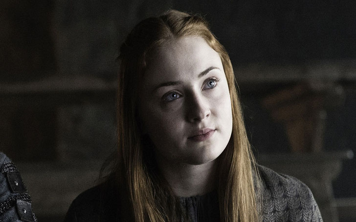 Game Of Thrones Actress Sophie Turner's Racist Comment Dropped Her In Controversy