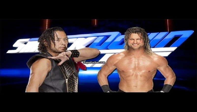 WWE announces segment for Shinsuke Nakamura on Smackdown tonight