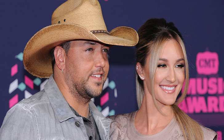 Jason Aldean And Wife Brittany Kerr Expecting Their First Child Together
