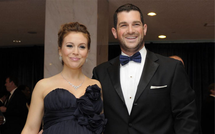 Alyssa Milano's Happily Ever After Life with Dave Bugliari, Exclusive and adorable details here!