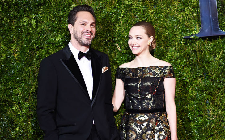 American Actress Amanda Seyfried Married Thomas Sadoski in 2017 while pregnant, did she give birth already?