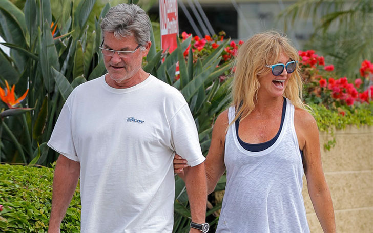 Kurt Russell And His Partner Goldie Hawn : Marriage, Relationship, Exclusive details!!