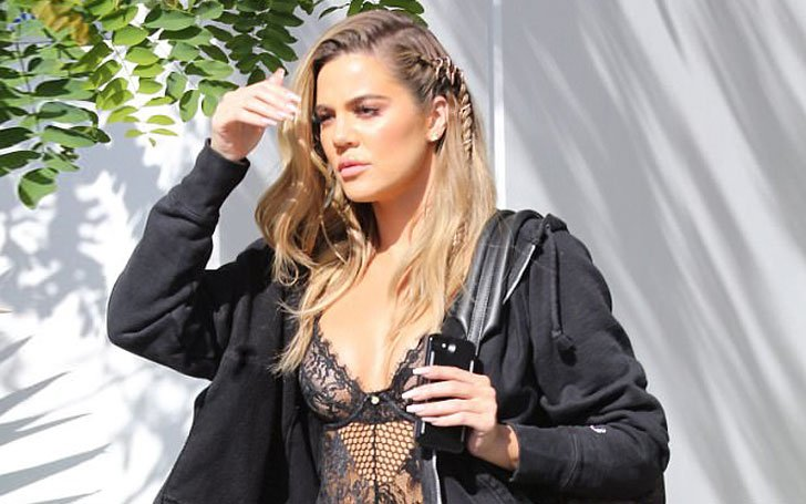 Khloe Kardashian Holding Marijuana Joint in �Keeping Up with Kardashian� New Episode