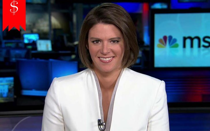 What is NBC's Correspondent Kasie Hunt's Salary? Find out her Net Worth and Career Details as well.
