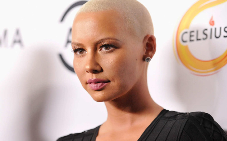 Amber Rose Not Feeling Safe after a Guy Broke Into Her House