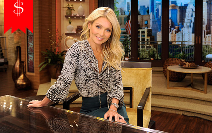 How Much is Kelly Ripa's net worth? Details about her career and awards
