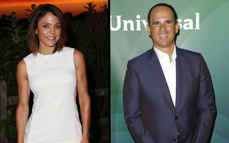 Exes Marcus Lemonis and Bethenny Frankel back together? Or are they dating different people?