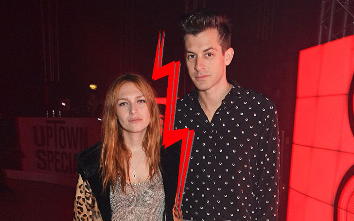 Mark Ronson's Wife Josephine de La Baume Files for Divorce after 5 years of Marriage