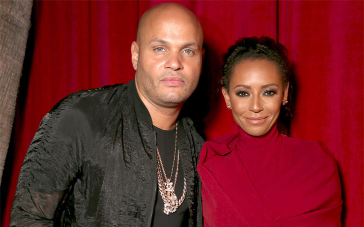 Stefan Belafonte Going to Strippers After his Break-Up from Spice Girl's Mel B?All details here!