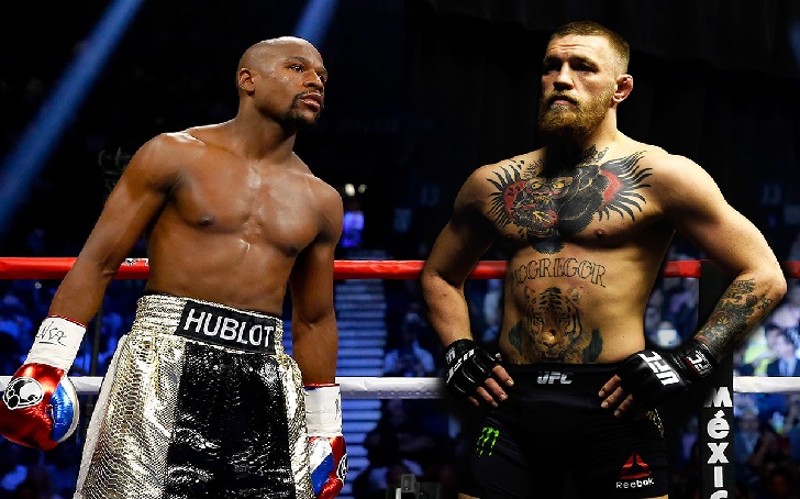 Conor McGregor challenges Floyd Mayweather. Did Mayweather accept to fight? Exclusive details