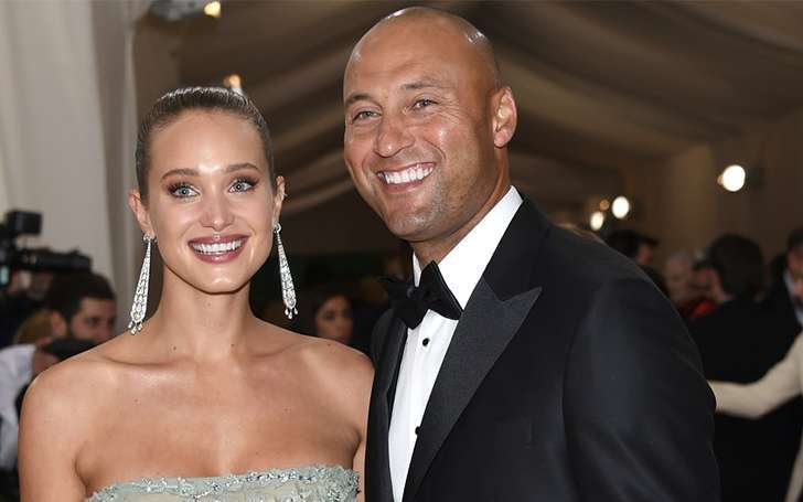 Hannah Jeter and Derek Jeter Are Having  a Baby Girl soon! Find out dates