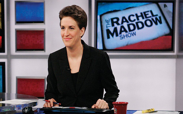 Fox Is Criticized for Suggesting Those of Trump's Late and Here We Are at Number One: Rachel Maddow