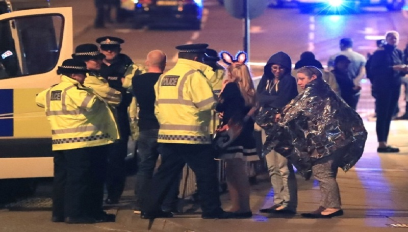 Manchester Arena attack: Salman Abedi named as the suicide-bomber