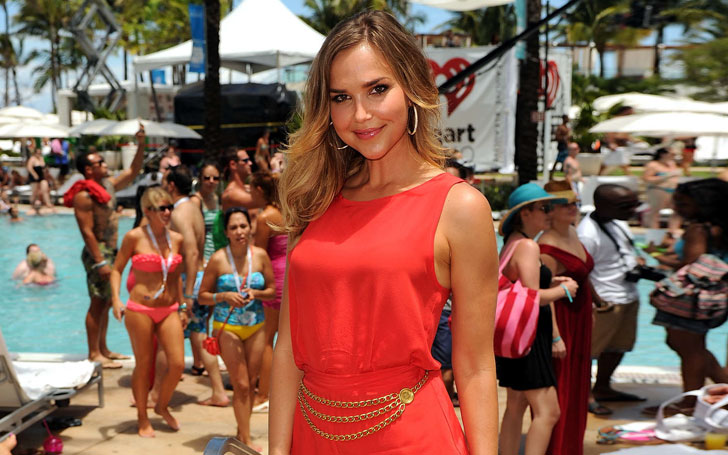 John Tucker Must Die's Actress Arielle Kebbel's Mysterious Love Life
