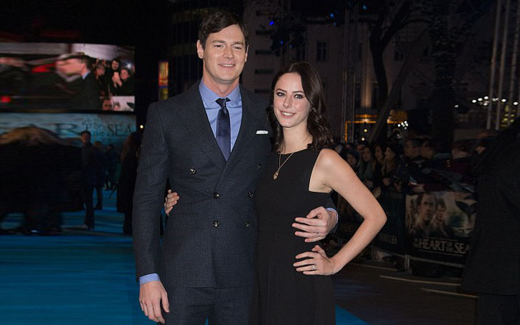 Here's What Actress Kaya Scodelario Thinks About Her Husband Benjamin Walker