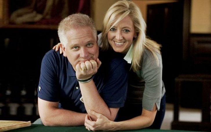 Former Fox Anchor Glenn Beck's Married Life, Details About His Wife and Kids