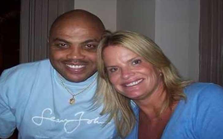 Charles Barkley and wife Maureen Barkley