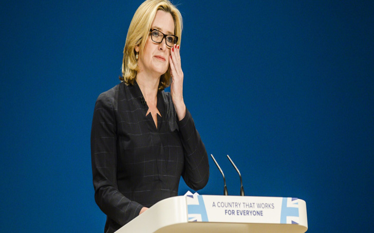 In Conversation with Sarah Jane, Amber Rudd Revealed Manchester Bomber Was Known To Authorities