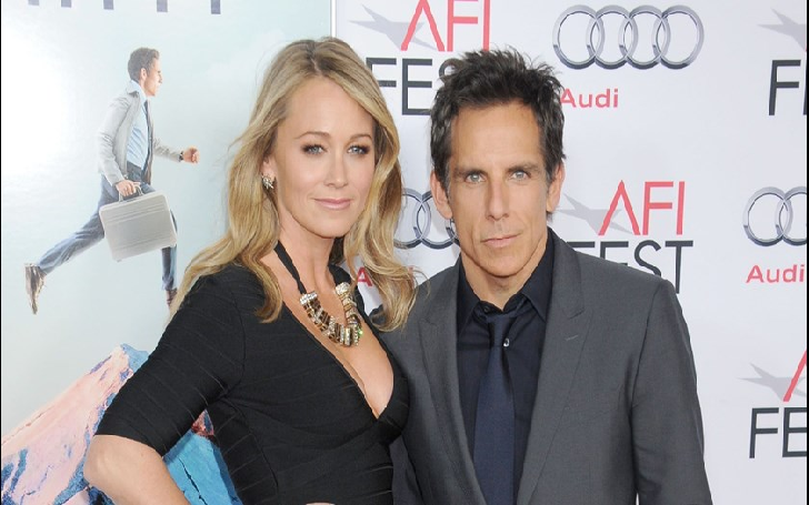 After Nearly 20 years of Marriage Ben Stiller and Christine Taylor Are Getting a Divorce