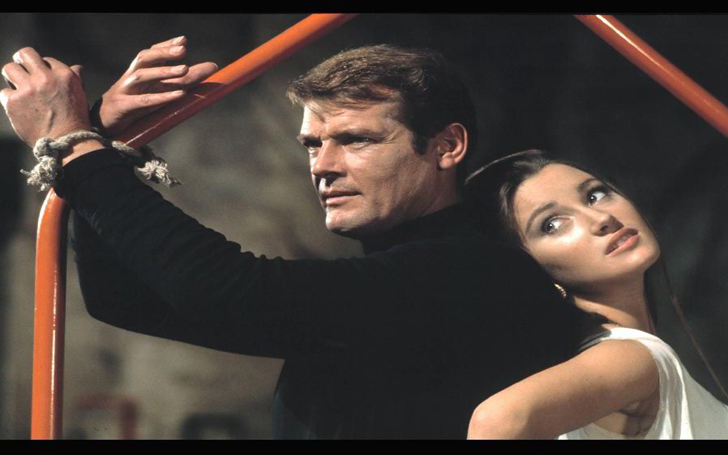 The Bond Girl Jane Reveals Secrets of Roger Moore and Their Intimate Scenes in James Bond