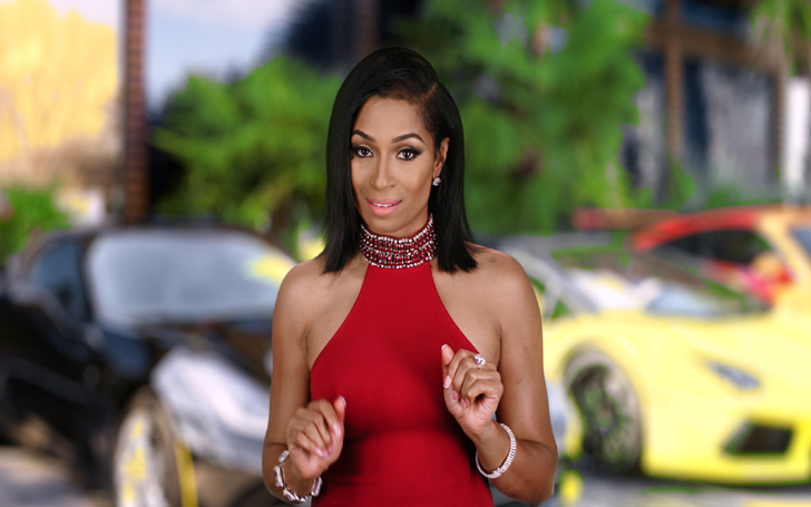Karlie Redd Of 'Love & Hip-Hop: Atlanta' Claims Her Porsche Is Jacked By Car Dealer