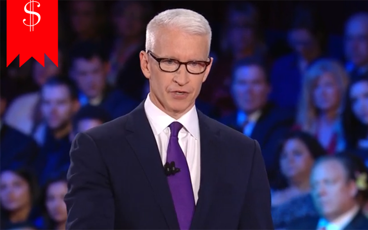 How much is CNN's Anderson Cooper's Net Worth? Here's How He Spends His Millions