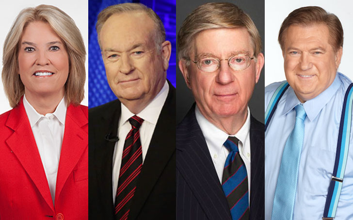 A list of Journalists who have left Fox News between 2015 and 2017. Why did they leave? Details