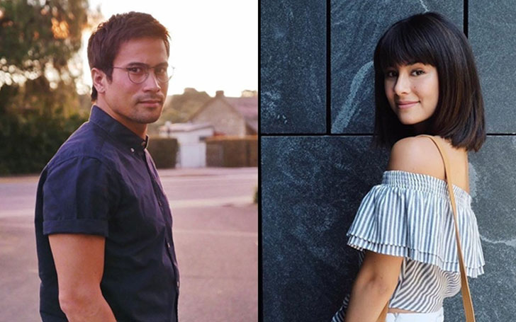 The Story of Sam Milby and His Private Girlfriend, Details!