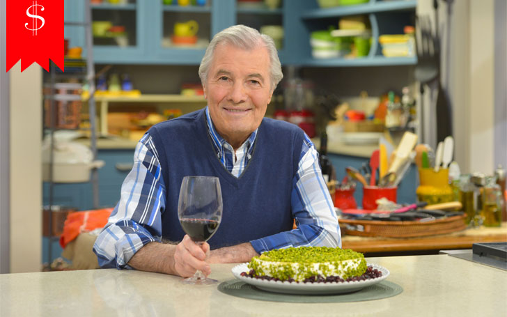 How much is Chef Jacques Pepin's Net Worth? All His Income Sources Revealed!