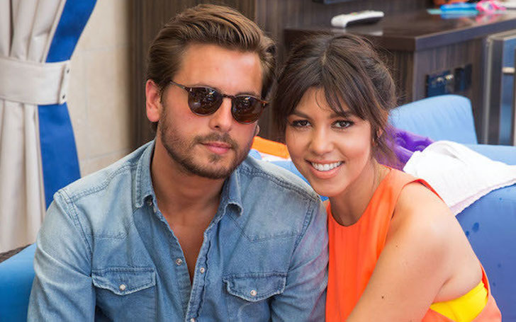 Scott cannot meet our children unless he comes out clean of alcohol: Kourtney Kardashian