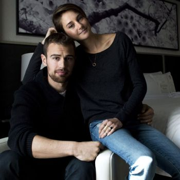 Is Shailene Woodley The Reason Why Theo James Isn't Marrying Fiance Ruth Kearney? Details!!