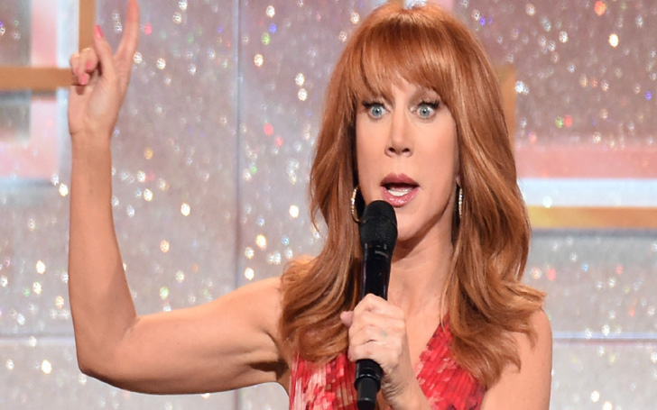 Everything about Comedian Kathy Griffin and Her Controversial Act on Donald Trump