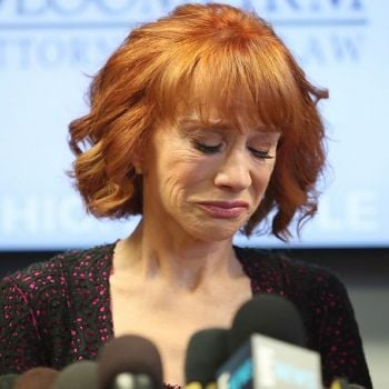 Kathy Griffin on Trump Scandal: Says Trump is trying to ruin her life and career